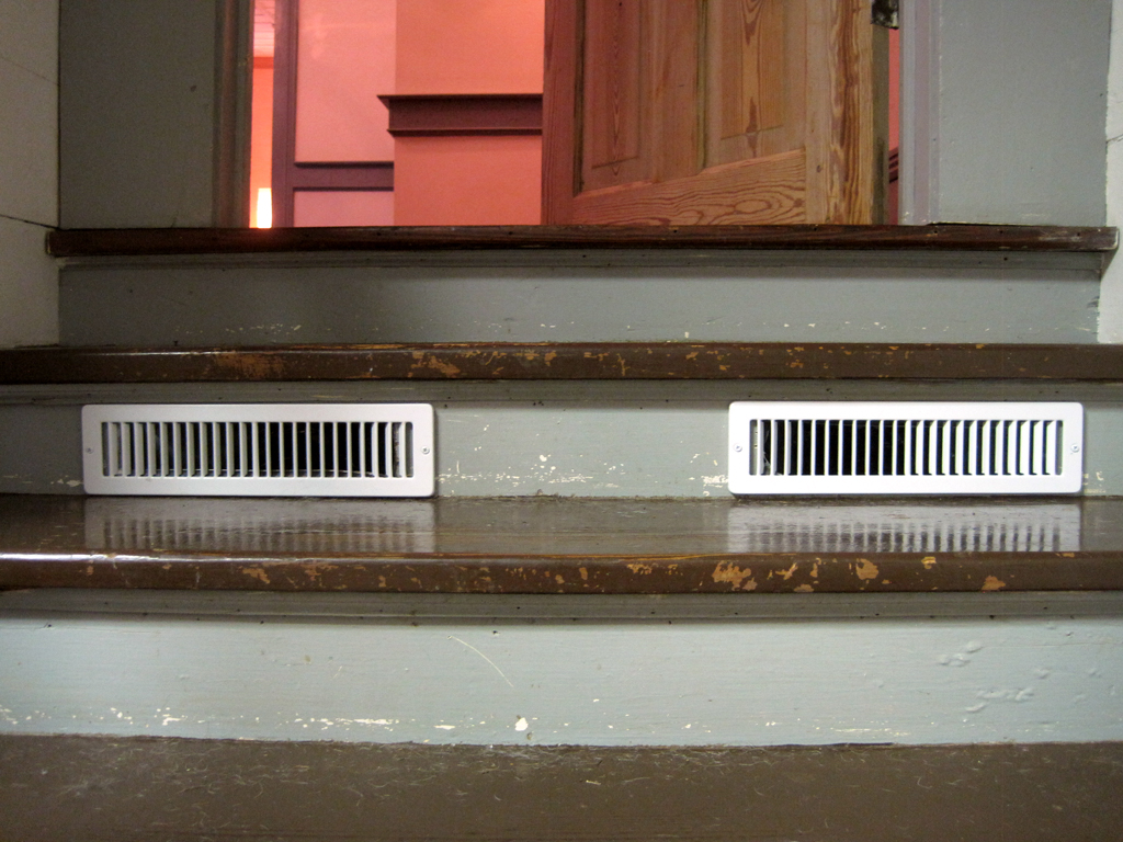 stair supply grilles