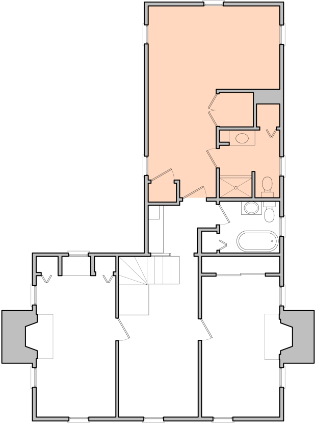master bedroom plan