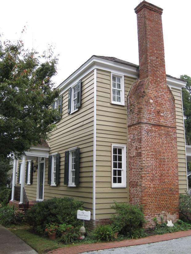 edenton old house