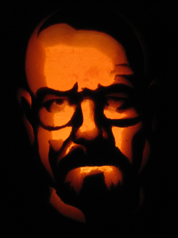 heisenberg pumpkin