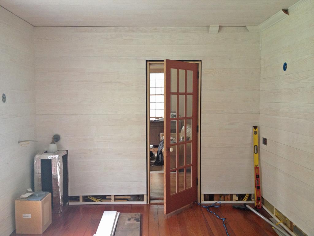 plank walls